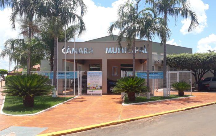 foto da Câmara Municipal de Limeira do Oeste