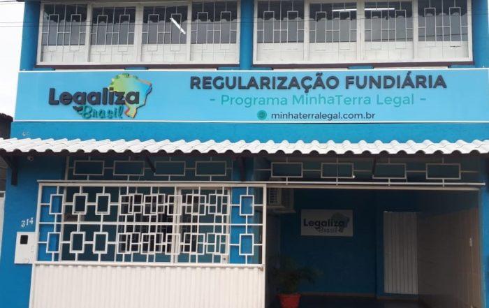 foto do prédio da Legaliza Brasil na cidade de Gouveia