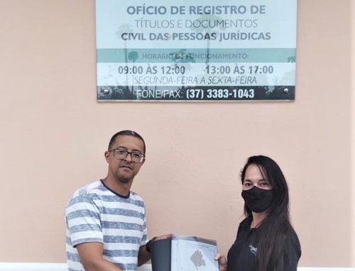 CARMO DA MATA/MG: Legaliza Brasil inicia registro em cartório das escrituras dos imóveis cadastrados no programa de Regularização Fundiária