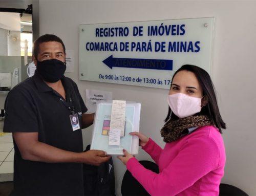 Pequi: Legaliza Brasil inicia registro em cartório das escrituras dos imóveis cadastrados no programa de Regularização Fundiária